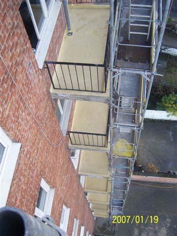 hidroizolatii balcoane terase trotuare bai bucatarii