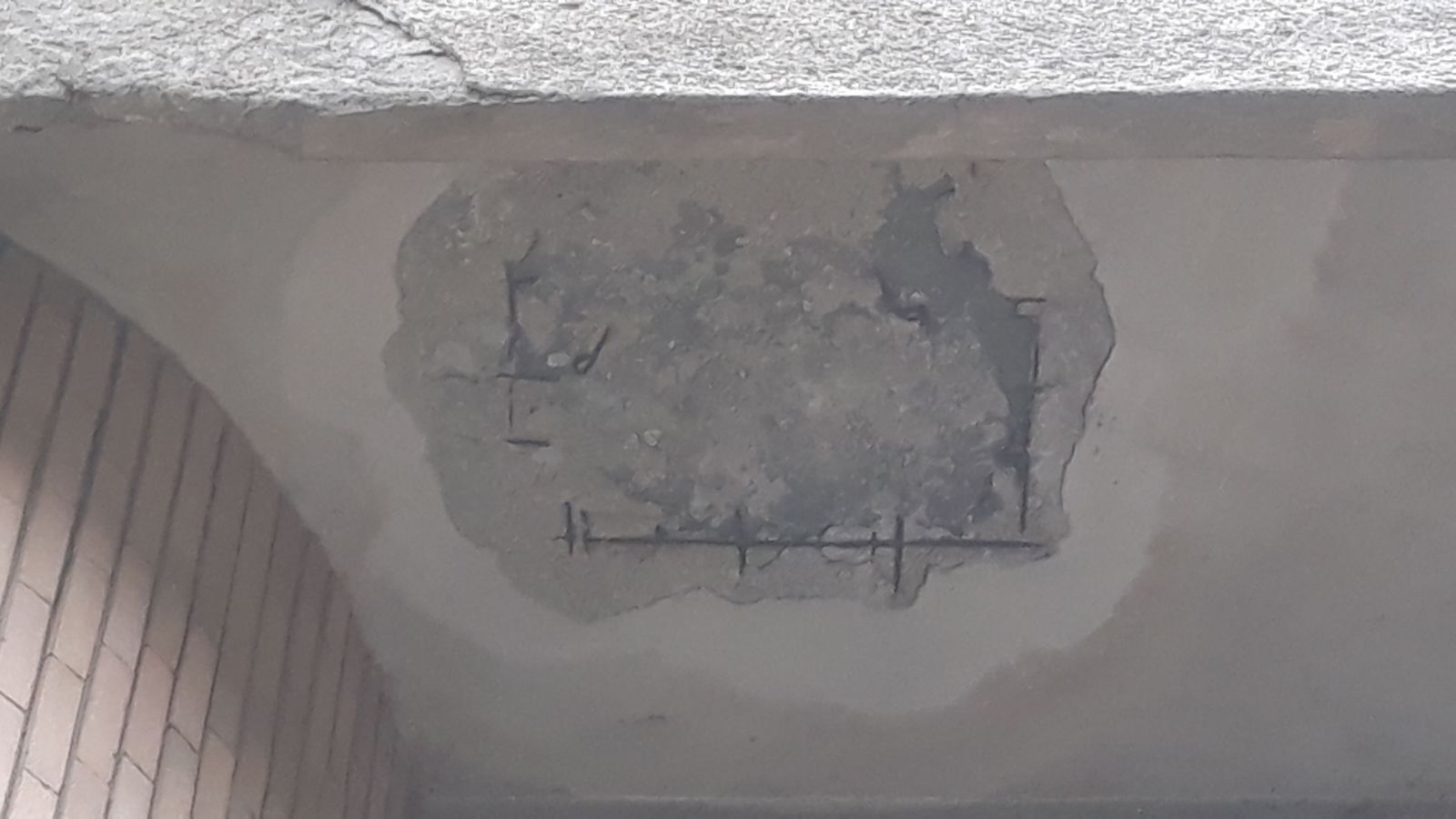 Infiltratie prin balcon